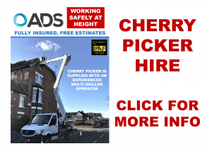 Cherry Picker Hire Brochure